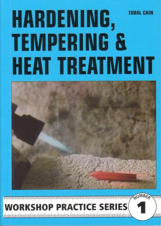 WPS 01 Hardening & Tempering - Tubal Cain larger image