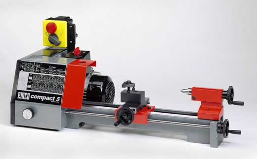Emco Compact 5 Conventional Lathe and Accessories Emco Compact 5 Brochure